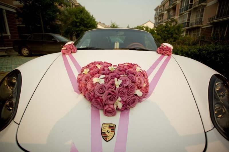21世纪婚车