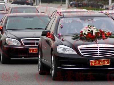 呈贡县许先生租赁奔驰车队